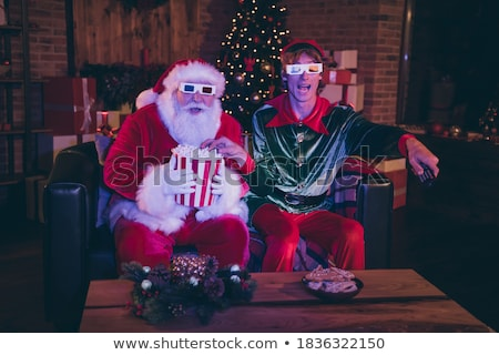 Holiday Movies Stock photo © Lightsource