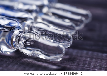 Tıp beyaz tıbbi enjeksiyon bir Stok fotoğraf © Tatik22