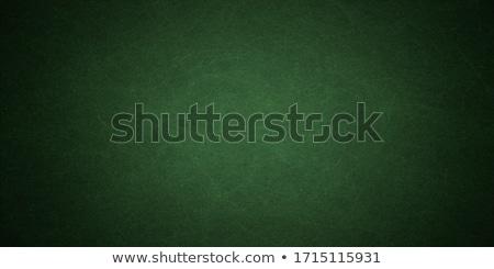 Felt Fabric Texture - Dark Green Stock photo © eldadcarin