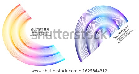 infographic element many circles stock photo © anna_leni