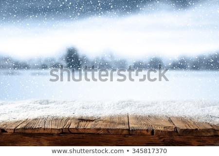 льда Top воды текстуры зима белый Сток-фото © H2O