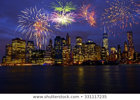 New Year in the World for 2017 Stock photo © mizar_21984