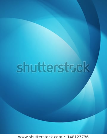 colorful smooth twist shapes stock photo © klss