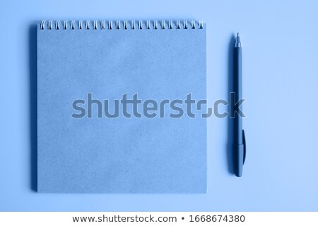 Blue Tint Background Stock photo © Suljo