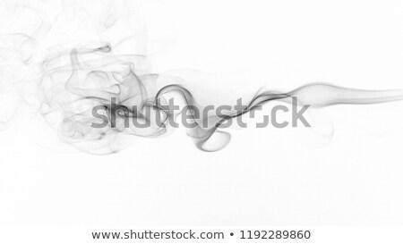 Colorato astrazione fumo bianco luce sfondo Foto d'archivio © Arsgera