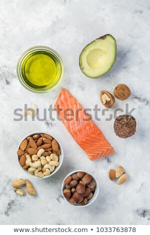 eating keto ketogenic food stock photo © lightsource