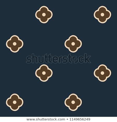 Muster · gelb · Überlieferung · Kleidung · Wand · Papier - stock foto © vichie81
