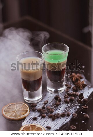 Cocktail B-52 Stock photo © olira