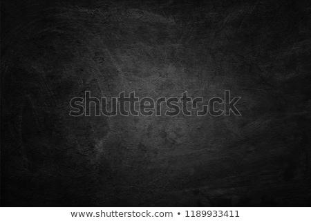 grunge · interieur · Blackboard · oude · muur · houten - stockfoto © cla78