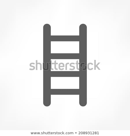 icône · échelle - photo stock © zzve