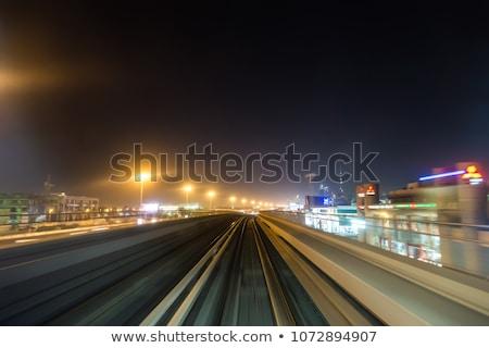 kilátás · fülke · vonat · út · technológia · kommunikáció - stock fotó © ssuaphoto
