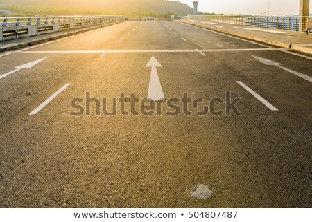 Car with one way Stock photo © zzve