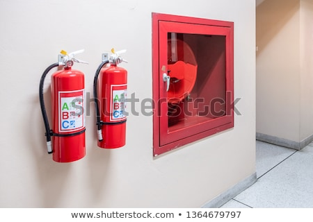 fire-fighting equipment Stock photo © sharpner