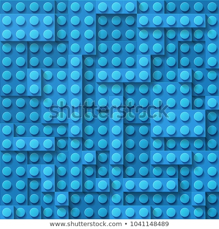 plastic construction blocks stock photo © oly5