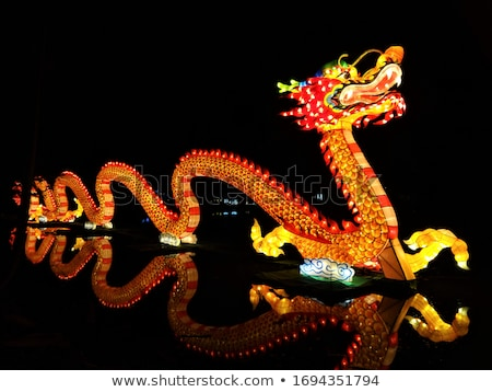 Chinese Water Dragon Stock photo © smithore