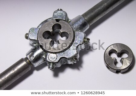 thread cutting die Stock photo © FOKA