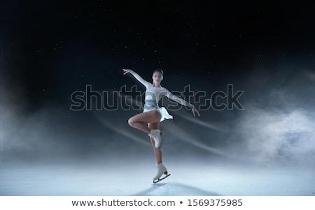 skates for figure skaters Stock photo © mayboro1964