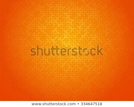 vibráló · kék · neon · keret · sötét · vektor - stock fotó © punsayaporn