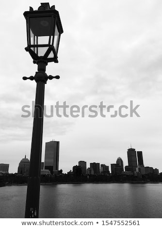 Stock photo: Street lamp