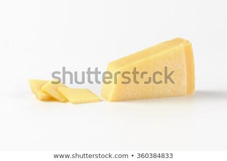 cunha · queijo · branco · comida · leite - foto stock © digifoodstock
