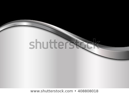 horizontal a banner with the abstract mechanism Stock photo © blackmoon979