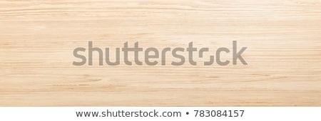 Black pine wood texture. background old panels stock photo © ivo_13