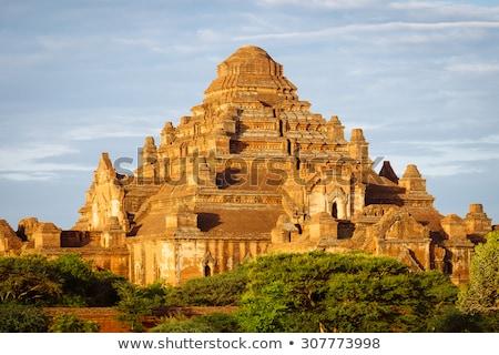 Dhammayangyi Temple in Bagan Stock photo © romitasromala