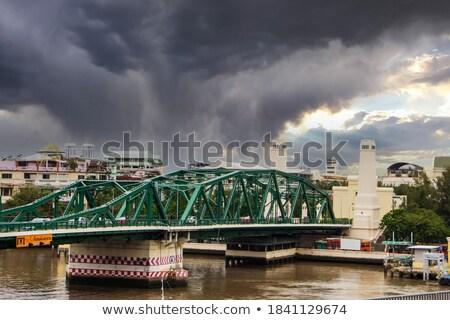 Bridge Through The Past Stock photo © yhelfman