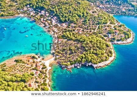 島 列島 海 旅行 石 ストックフォト © xbrchx
