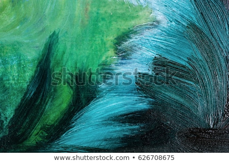 Stock foto: Abstract Vintage Brush Strokes On Canvas Background Oil Paintin
