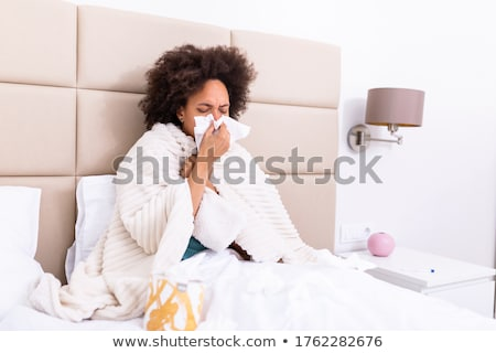 I caught a cold Stock photo © photography33