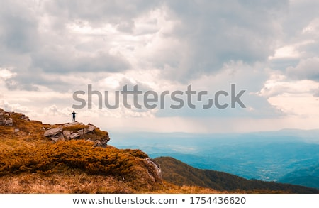 Balkans mountains Stock photo © joyr