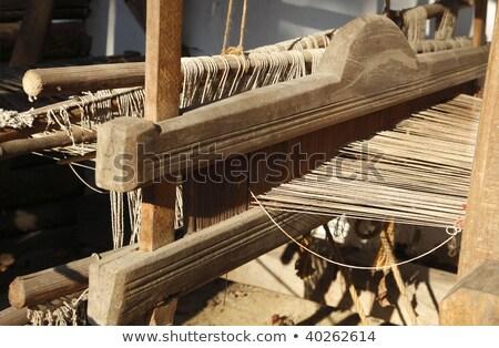 eski · dizayn · sanat · fabrika · endüstriyel - stok fotoğraf © prill