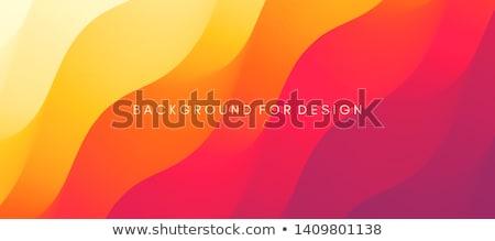 abstract flames backdrop stock photo © arenacreative