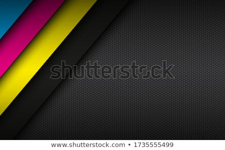 Regenbogen · Streifen · neon · abstrakten · Bänder · Farbe - stock foto © gladiolus