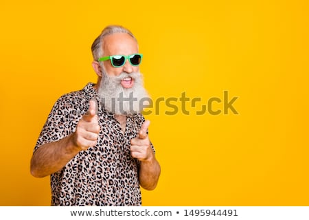 Hey ! how are you? Stock photo © stockyimages