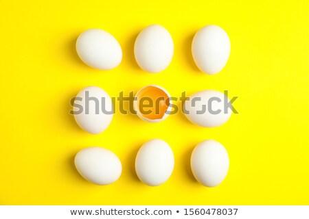 huevo · mayonesa · limón · frescos · cocina · culinario - foto stock © olandsfokus
