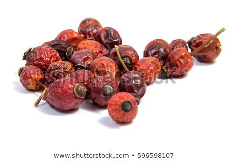aszalt · bogyók · közelkép · különböző · gyógynövények · étel - stock fotó © Makse