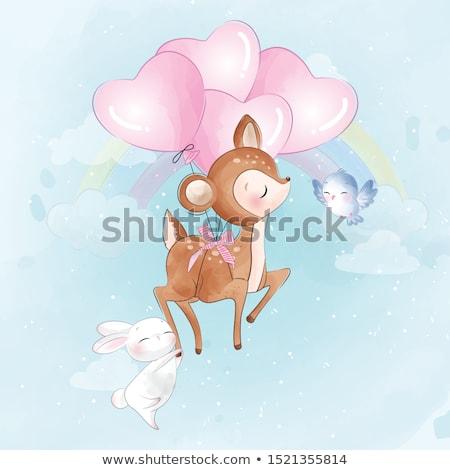 little deer stock photo © dedmorozz