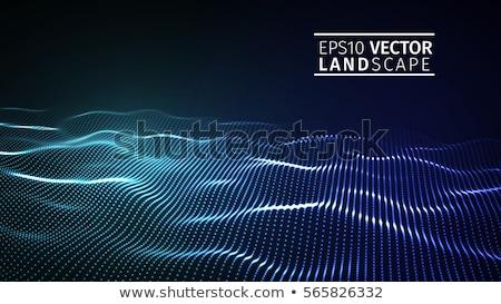 Техно · стиль · квадратный · аннотация · воды · текстуры - Сток-фото © sarts