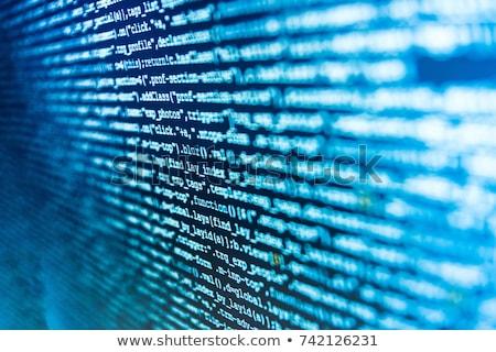 yedekleme · bilgisayar · anahtar · mavi · depolama - stok fotoğraf © tashatuvango