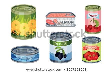 vector · duraznos · atasco · frescos · melocotón · textura - foto stock © robuart