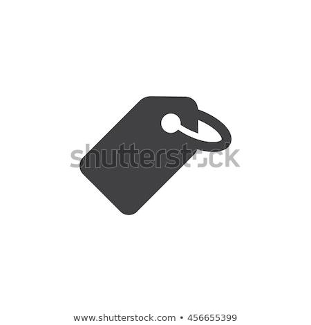 Verkoop info korting vector website Stockfoto © robuart