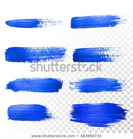 Paint smear Stock photo © goir