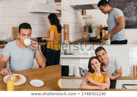 elétrico · fogão · cozinha · tecnologia · quarto · cozinhar - foto stock © photography33