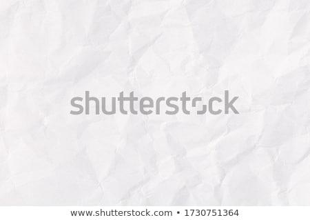 Crushed Paper Stock photo © adamson