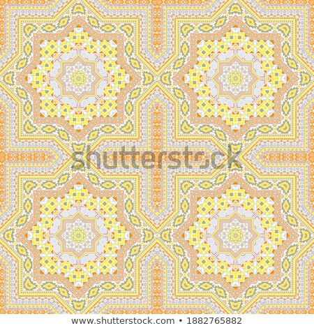 Moroccan tilework Stock photo © danielgilbey