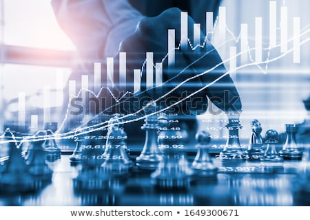 Chess Abstract Background Stock photo © ankarb