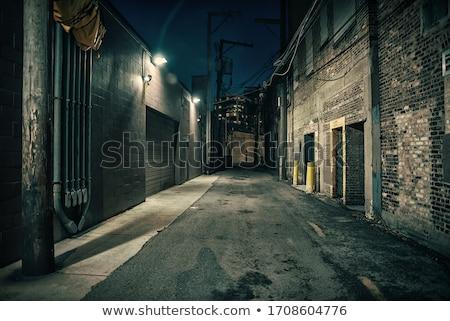 Back alley Stock photo © gemenacom