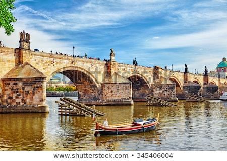 Prague Lesser Side Stock photo © stevanovicigor